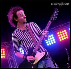Tim Aves & Wolfpack @ Ealing Blues Festival - 20/07/14