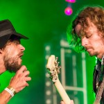 LaVendore Rogue, Maryport Blues Festival, Saturday 26th July 2014