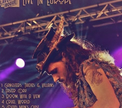 LaVendore Rogue: Live In Europe (Digital Download)
